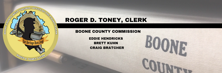 Election Results – Clerk of Boone County, West Virginia